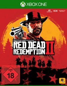 Red Dead Redemption 2 - Konsole XBox One