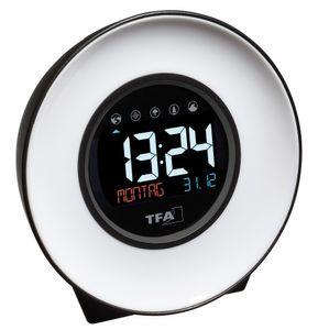 TFA 60.2023.02 MOODLIGHT Lichtwecker mit Naturgeräuschen