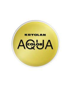 Professionelles Kryolan Aquacolor Limonengrün 15ml als Theaterschminke