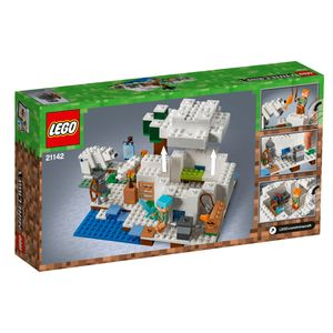 LEGO® Minecraft™ Eisiglu 21142