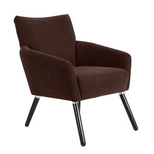 Max Winzer Jörn Sessel - Farbe: braun - Maße: 65 cm x 73 cm x 84 cm; 29841-1100-2051701-F09
