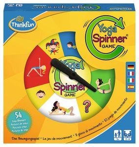 Thinkfun Kinderspiel Bewegungsspiel Yoga Spinner Game 76329