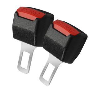 2 STK Auto Sicherheit Sitzgurt Extender Verlängerung Schnalle Lock Clip