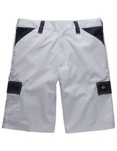 Dickies Everyday Shorts, Farbe:weiss/grau, Größe:54