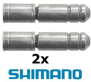 Shimano Kettennietstifte HG-X für 10-fach Ketten (2er Pack) (Y08X98021)