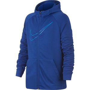 NIKE Trainingsjacke für Jungen GAME ROYAL/BLUE HERO L