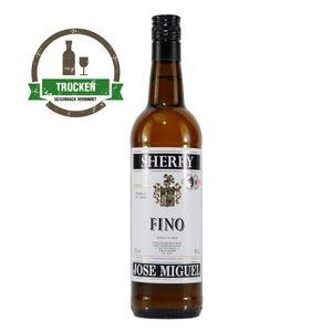 Jose Miguel Sherry -Fino- 15,00% vol. 0,75 L