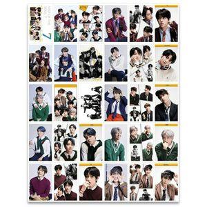 3 Boxen KPOP BTS Map Of The Soul 90 Stück KartenBangtan Boys Fotokarte