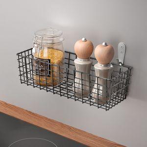 Allzweckkorb Aufbewahrungskorb Küchenkorb Regalkorb Metallkorb Ablagekorb