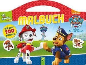Schwager & Steinlein PAW Patrol Malbuch