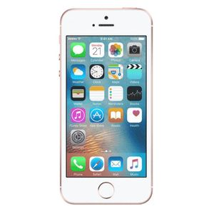 "Apple iPhone SE 16GB 4,0"" Retina HD Display Rosegold"