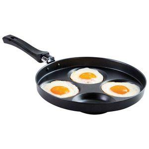 ORION Augenpfanne Spiegeleipfanne Pancakes-Pfanne 25 cm