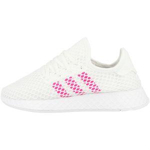 adidas Deerupt Runner Sneaker Weiß Schuhe, Größe:40