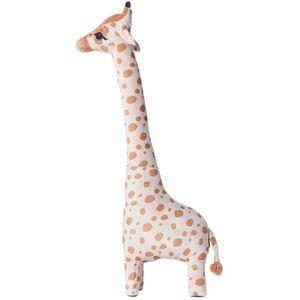 Plüschtier Giraffe, Stofftier, Waschbar Kuscheltier 67cm Braun