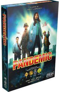 Pandemic (englisch) Boardgame Brettspiel Gesellschaftsspiel