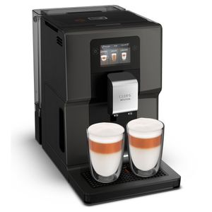 Krups EA 872B Intuition Preference One-Touch-Cappuccino Kaffevollautomat Küche