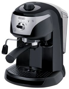 DeLonghi EC221.B Siebträgermaschine Espressoautomat