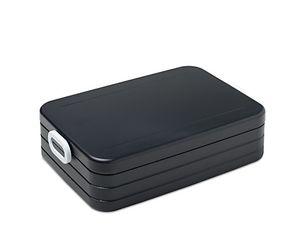 Mepal Lunchbox TAB large, schwarz