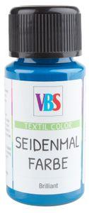 VBS Seidenmalfarbe, 50 ml Türkis