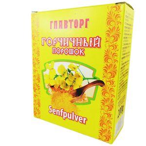 Senfpulver 200g Senf Pulver горчичный порошок