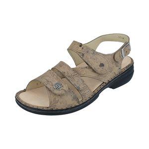 Finn Comfort Damen Sandale in Beige, Größe 41