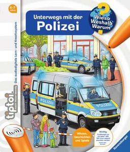 Bd. 22, Unterwegs mit der Polizei