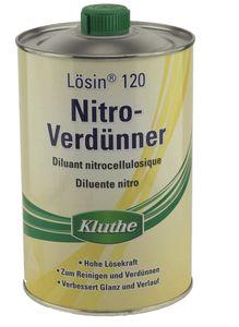 Kluthe Nitroverdünner Lösin 120 0,5 Liter um Reinigen und Verdünnen