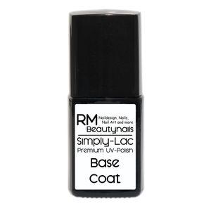 10ml Premium Soak Off Shellac Base Coat Simply Lac
