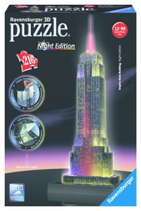 Ravensburger  Empire State Building bei Nacht