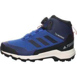 Adidas Terrex Winter Mid Jungen Stiefel in Blau, Größe 5.5