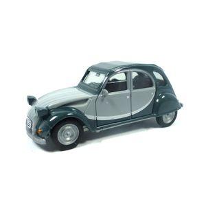 Herpa 020817-005 Citroen 2CV Charleston hellgrau-dunkelgrau Maßstab 1:87 Modellauto