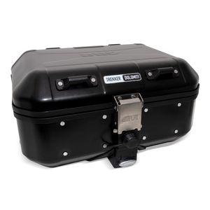 GiVi Trekker 30 Dolomiti ALU-Koffer Monokey, schwarz 30 L. Volumen / Max Zuladung a 10 kg