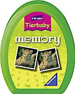 Ravensburger Ostern Tierbaby memory