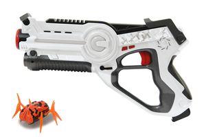 Jamara Impulse Laser Bug Hunt Set weiß/orange; 410065