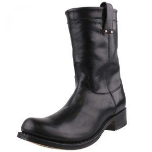 Sendra Herren Stiefel 7133 schwarz, Schuhgröße:EUR 44