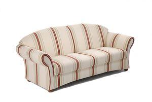 Max Winzer   Sofa 2,5-Sitzer - Farbe: weiß - Maße: 202 cm x 86 cm x 83 cm; 2887-3000-2041250-F07