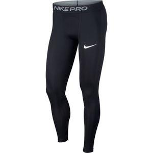Nike Herren Trainings Fitness Hose NIKE PRO TIGHT schwarz, Größe:M