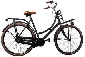Avalon Transportfahrräder Damen Pic-Up 28 Zoll 50 cm Damen 3G Rücktrittbremse Mattschwarz