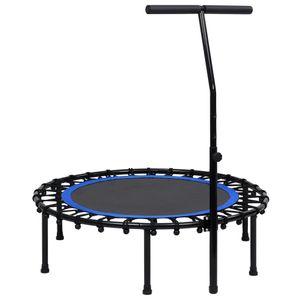 Fitness Trampolin mit Griff 102 cm
