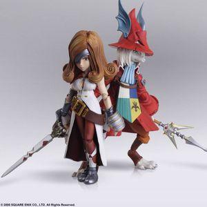 Square-Enix Final Fantasy IX Freya Crescent & Beatrix Bring Arts Actionfiguren 12 - 16 cm SQE34489