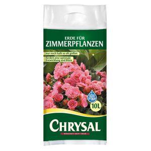 Chrysal Erde für Zimmerpflanzen - 10 Liter