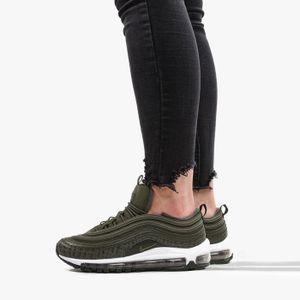 NIKE W Air Max 97 LX Damen Sneaker Grün Schuhe, Größe:36 1/2