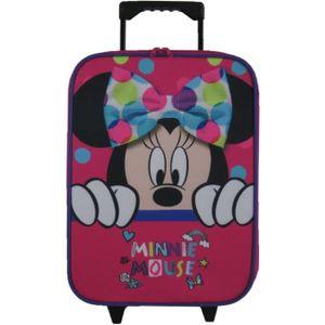 Disney trolley Minnie Mouse Mädchen 31 cm Polyester fuchsia