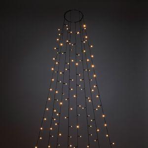 LED Baummantel mit Ring  Ø 17