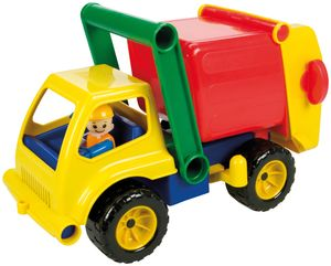 Lena Aktive Müllwagen inkl. Mülltonne und Spielfigur