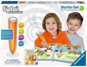 tiptoi® Starter-Set: Stift und Wörter-Bilderbuch Ravensburger 00806