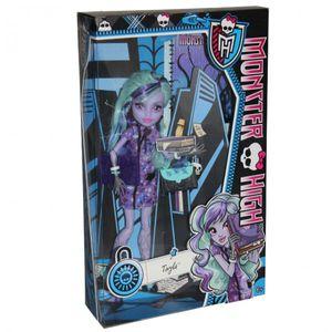 Mattel Monster High Puppe X4419 X4625 Grant Billy Wolf DeMew Long Noir Figur , Modell / Charakter:BJM62