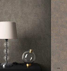 Streifentapete  Braun   Modern Landhaus Grafik Streifen Linien  Harland – Muster