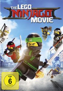 LEGO Ninjago Movie, The (DVD) Min:  DD5.1WS