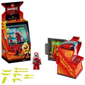 LEGO® NINJAGO Avatar Kai - Arcade Kapsel, 71714